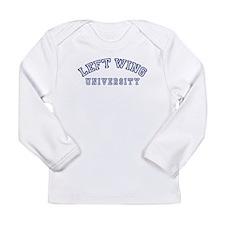 Left Wing University Long Sleeve Infant T-Shirt