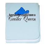 Trailer Queen Infant Blanket