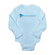 Twitterpated - Long Sleeve Infant Bodysuit