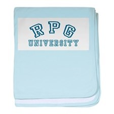 RPG University Infant Blanket