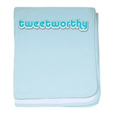 Tweetworthy - Infant Blanket