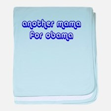 Another Mama for Obama - Infant Blanket