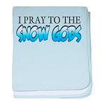 Snow Gods Infant Blanket