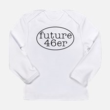 46er Euro-style - Long Sleeve Infant T-Shirt