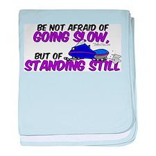 Be Not Afraid Infant Blanket
