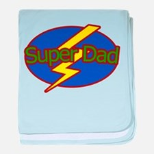 Super Dad - Infant Blanket