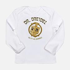 Dr. Dreidel - Long Sleeve Infant T-Shirt