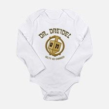 Dr. Dreidel - Long Sleeve Infant Bodysuit