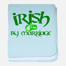 Irish by Marriage - Infant Blanket