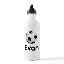 Soccer Evan Water Bottle