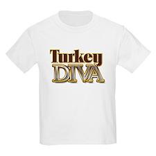Turkey Diva T-Shirt