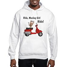 Classic ScooterMonkey Hoodie