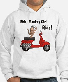 Classic ScooterMonkey Hoodie