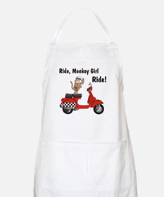Classic ScooterMonkey BBQ Apron