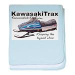 KawasakiTrax Infant Blanket