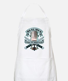Real Men Fry Turkeys! Apron