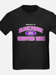 Black Friday Shopping Team T