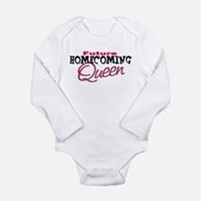 Future Homecoming Queen Long Sleeve Infant Bodysui