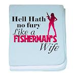 Fisherman's Wife Infant Blanket