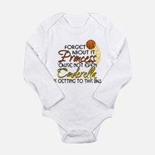 Not Even Cinderella - Basketball Long Sleeve Infan
