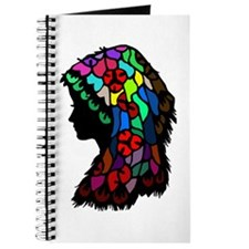 Colored Scarf Journal