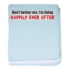 Happy Ever After Infant Blanket