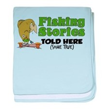 Fishing Stories Infant Blanket