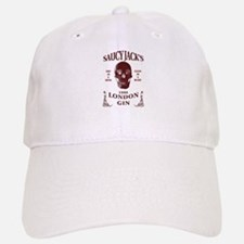Saucy Jack's London Gin Baseball Baseball Cap