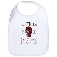 Saucy Jack's London Gin Bib