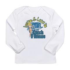 Love 'em & Leave 'em Long Sleeve Infant T-Shirt