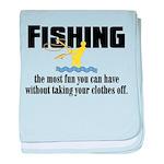 Fishing Fun Infant Blanket