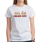 Kiddie Table Graduate Women's T-Shirt