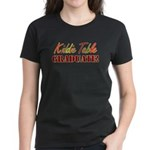 Kiddie Table Graduate Women's Dark T-Shirt