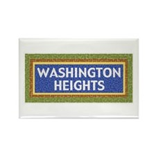 WASHINGTON HEIGHTS Magnet