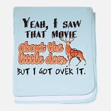That Little Deer Movie baby blanket