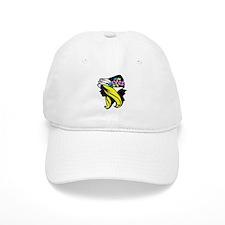 Yellow Hair Baseball Cap