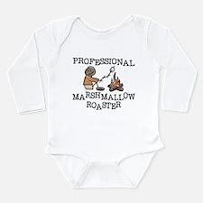 Professional Marshmallow Roaster Long Sleeve Infan