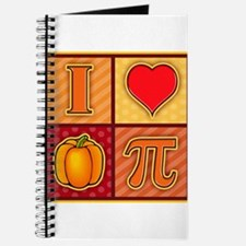 I Love Pumpkin Pie Journal