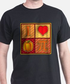 I Love Pumpkin Pie T-Shirt