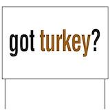 Thanksgiving Yard Signs