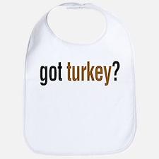 got turkey? Bib