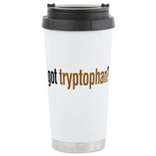 got tryptophan? Travel Mug