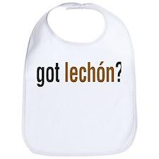 got lechon? Bib