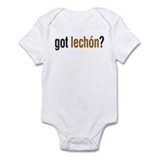 got lechon? Infant Bodysuit