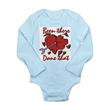 Been There... Done That Long Sleeve Infant Bodysui