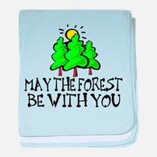 May The Forest Infant Blanket