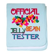 Jelly Bean Tester Infant Blanket