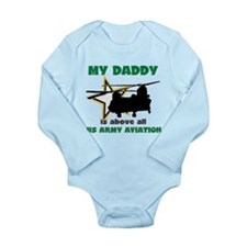 Aviation green Body Suit