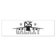 C-5 Galaxy Aviation Bumper Sticker