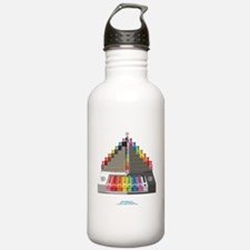 Kawaii Design Digital Water Bottle